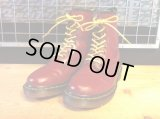 【28213-902】Dr.Martens 8ホール (チェリーレッド) USED
