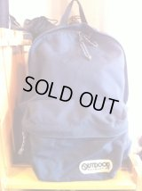 【24935-391】OUTDOOR PRODUCTS リュック (ネイビー) USED
