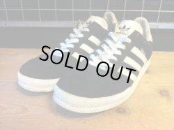 画像1: 【29298-1263】adidas GAZELLE (ブラック/ホワイト) USED