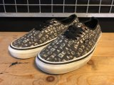 【30731-1693】VANS AUTHENTIC (ブラック) USED
