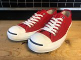 【32384-2130】converse JACK PURCELL R (レッド) USED